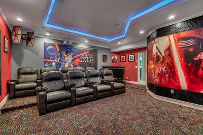 Electric Reclining Theater Seats