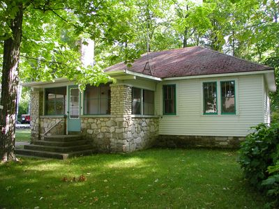 Photo for Three bedroom cottage in Point Beach area of Egg Harbor