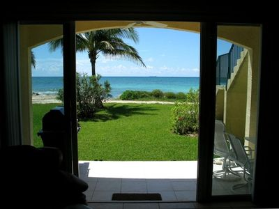 Photo for Luxurious Ocean Front Condo in the Bahamas STAY 6 NIGHTS and 7TH NIGHT IS FREE