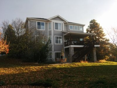 Photo for 3-level Home On Golf Course 10 Min. From Boulder/25 Min. From Denver