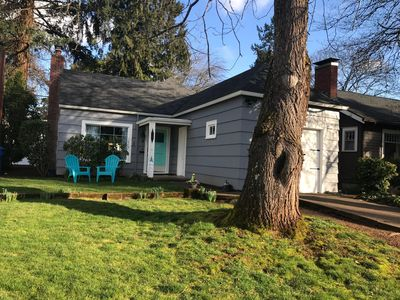 Photo for Beautifully Remodeled 1940s Bungalow in Salem, OR close to Downtown and WU