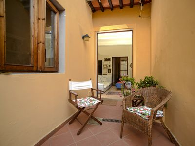 Photo for Caratheristic apartment in the historical centre of Florence