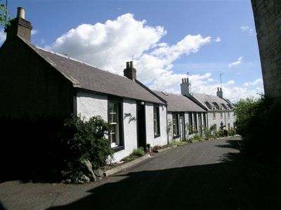 Photo for Kirkside Cottage. Cosy, modern, pet friendly cottage near St Andrews