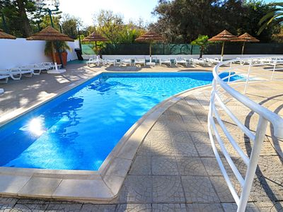 Photo for Apartment inserted in a tourist complex with swimming pool, jacuzzi and gym