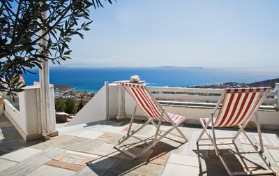 Photo for Tinos splendid view over the Aegean Sea