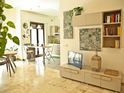 Photo for Sikelaia Apartment - Wide and Bright
