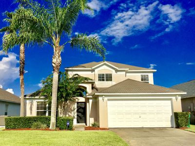 Photo for Lakeview 5Br/Private Pool/Gated Resort/near Disney