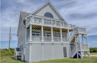 Photo for North Topsail Beach - Ocean Front