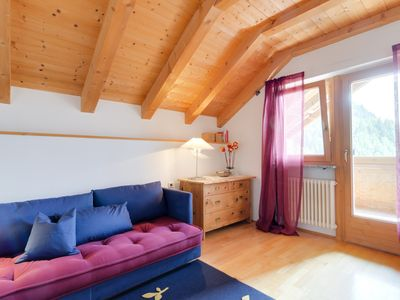 Photo for Quiet, sunny location with a wonderful view of Merano and the surrounding area.