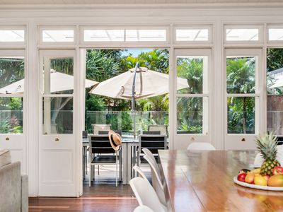 Photo for SUPERB STAYS - The Byron Pavilion - a tropical retreat