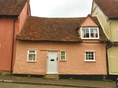 Photo for 15th Century medieval cottage: Lavenham 'Cottitch""
