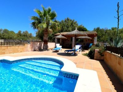 Photo for Es Llombards house for 1 - 10 people with 5 bedrooms - Holiday home