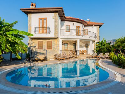 Photo for Private Mediterranean Villa With beautiful Views