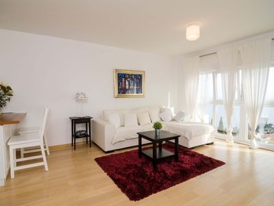 Photo for One bedroom apartment with sea view A1 - Carmelitta