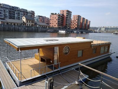 Photo for House Boat Bonanza - A unique experience in Prague