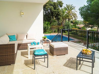 Photo for Vacation home Villa Pavo Real in Marbella - 10 persons, 4 bedrooms