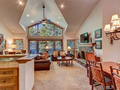 Photo for One Breckenridge Place 17: 3 BR / 3 BA townhome in Breckenridge, Sleeps 8