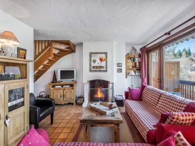 Photo for Apartment Megève, 3 bedrooms, 5 persons