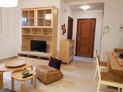 Photo for Comfortable and functional, a short walk from the center and the train station