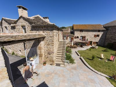 Photo for The Caselles - Charming cottages - Millau-