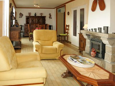 Photo for Vacation home Les Embruns (PHM306) in Plouhinec Morbihan - 6 persons, 3 bedrooms