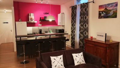 Photo for Large T2 Apartment 62 M2 City Center Angers