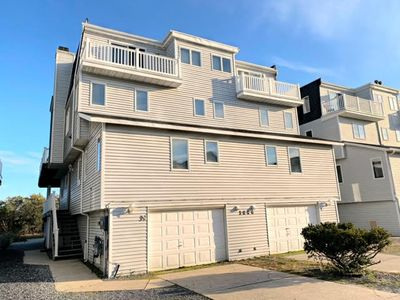 Photo for Beachfront townhouse with awesome views from Atlantic City to Avalon!