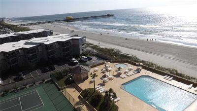 Photo for Pool Open May 18th! New Flooring! Ocean Views, Tennis Courts, Beach Access