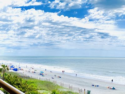 Photo for 4th Floor Reno, KING, DIRECT OCEANFRONT, Pools, Hot Tubs, Lazy River, More!
