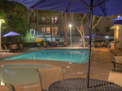 Photo for Luxurious 3 Bedroom /3 bathroom condo near the beach during July 4th week