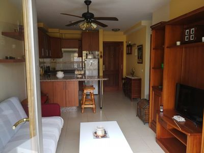 Photo for Cozy Apartment in Punta del Hidalgo with pool * Free Parking *