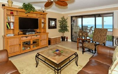 Photo for Buttonwood 472 - 3 Bedroom Condo with Private Beach with lounge chairs & umbrella provided, 2 Poo...