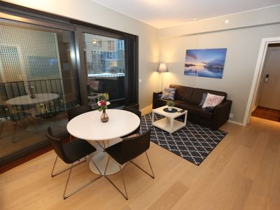 Photo for Sonderland Apartments - Dronning Eufemias gate 22  (Sleeps 4 - 1 BR)