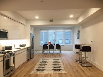 Photo for Upscale 2 Bedroom Hoboken Apartment by Dharma