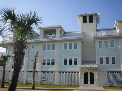 Photo for APRIL SPECIAL FROM $175 Penthouse Condo with Ocean & Marsh Views pool