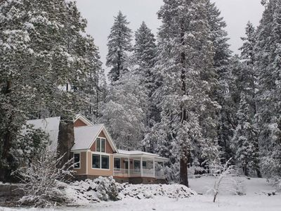 Photo for Meadow House near Crater Lake South entrance, upper Rogue River, 100 acre trails