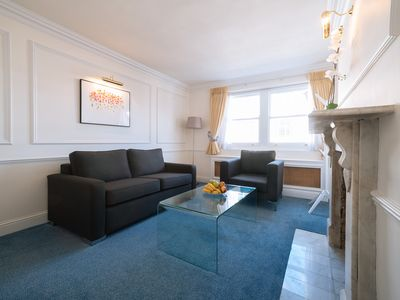 Photo for LOVELY 2BR FLAT IN THE CHIC MARYLEBONE NEIGHBOURHOOD - CENTRE OF LONDON !