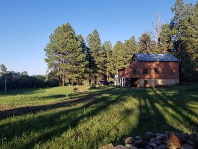 Photo for Beautiful Cabin in the Pines
