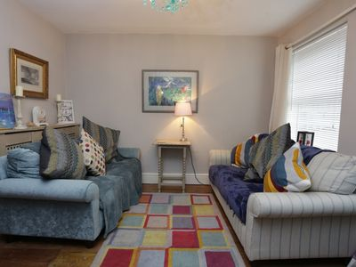 Photo for BOURNECOAST: COTTAGE, NEAR MUDEFORD QUAY - WALKING DISTANCE TO SHOPS - HB5949