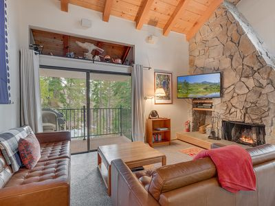 Photo for Whispering Pines: 5  BR, 3  BA Townhouse in Carnelian Bay, Sleeps 12