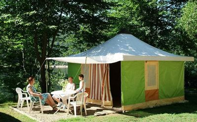 Photo for Camping La Source **** - Bengali 3 Rooms 4 People