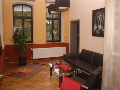 Photo for Apartment Alpha, Ruhepol with sauna in a sophisticated atmosphere