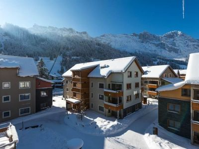Photo for Apartment TITLIS Resort Wohnung 111 in Engelberg - 6 persons, 2 bedrooms
