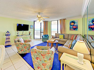 Photo for 2 Beachfront Gems: Gulf Views & Pools - By TurnKey