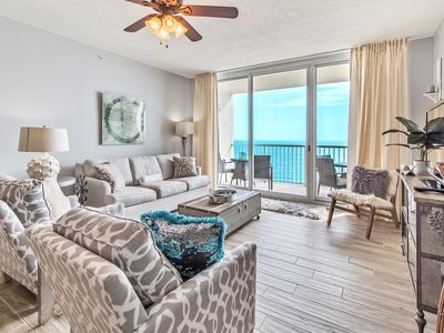 Photo for ☀Majestic Beach 2-2003-2BR☀GulfFront! 5 pools- Sep 9 to 11 $517 Total! FunPass