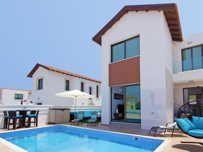 Photo for Vacation home ATLEV28 in Protaras - 8 persons, 4 bedrooms