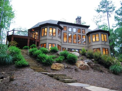 Photo for Lake Access Home with Beautiful Lake View - Reynolds Lake Oconee. New on VRBO