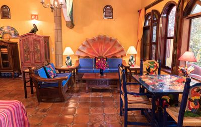 Photo for Delightful Garden Casita with Private Terrace  on a Beautiful Sandy Beach