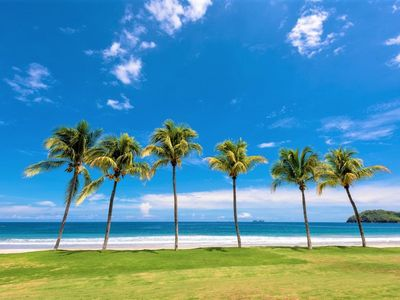 Photo for Three Bedroom Beach Front Condo with Ocean Views at The Palms Resort on Playa Flamingo