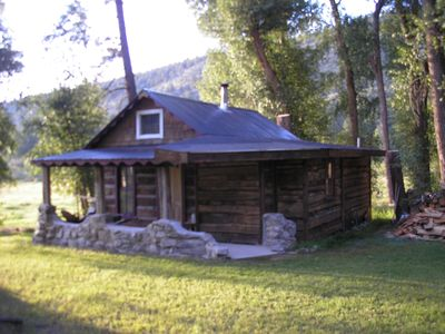 Photo for Cabin located near Chalk Creek, Wrights Lake, St. Elmo, Mt. Princeton and Antero